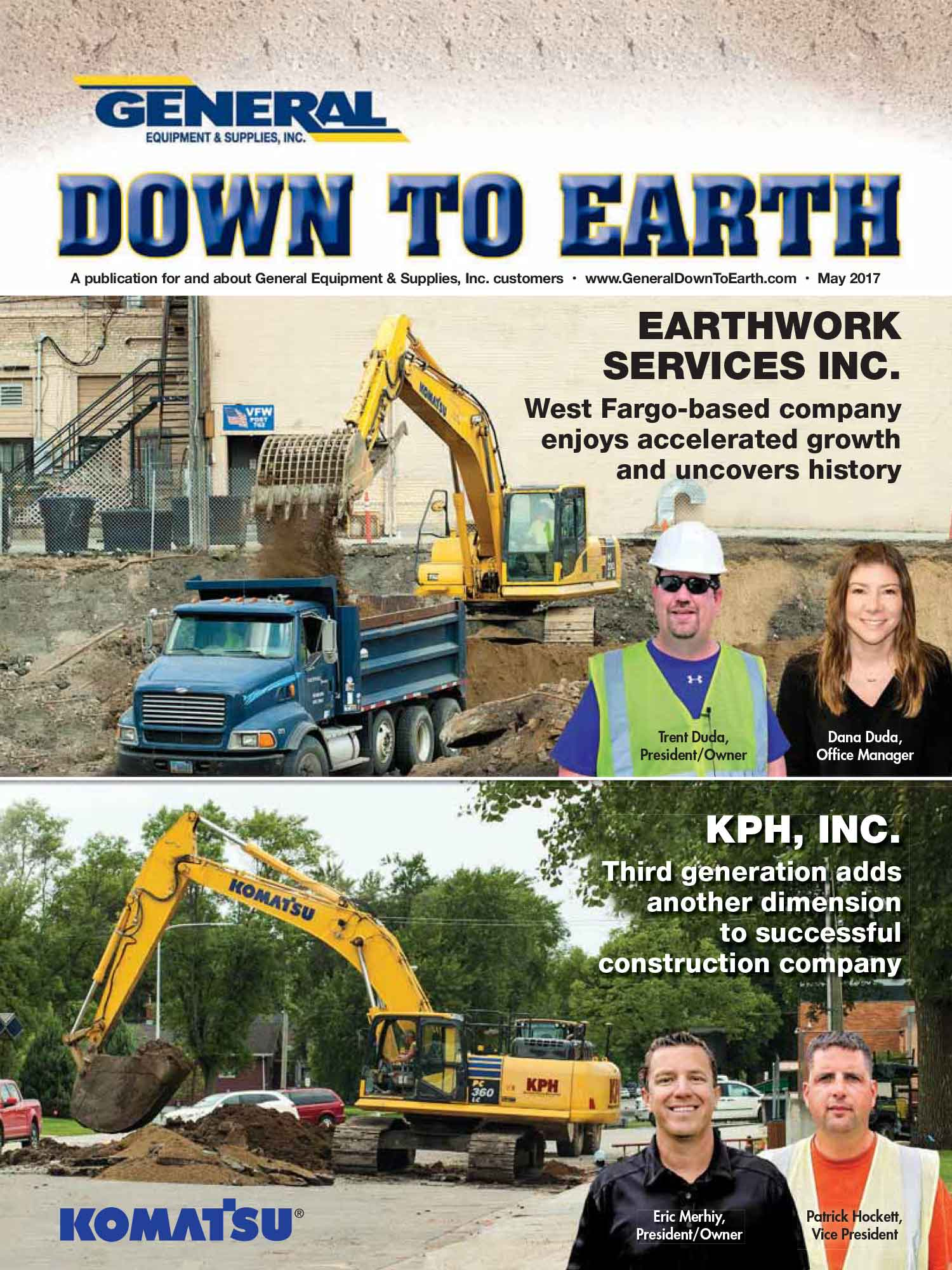 General Equipment & Supplies Magazine Front Cover